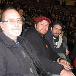 Mark, John and Andy at the GLI