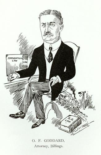 O. F. Goddard, Attorney, Billings, Montana. (1911)