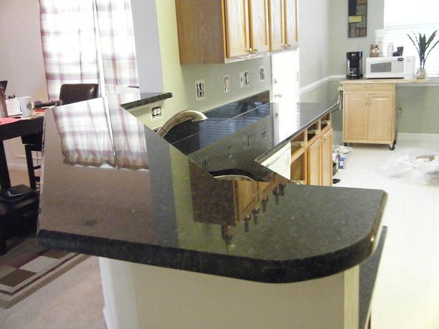 Kitchen Design Uba Tuba Granite
