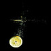 Yellow splash by George Goodnight