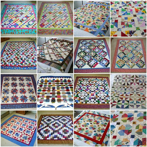 Nickel Quilts 2009