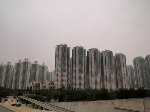 Hong Kong's public housing