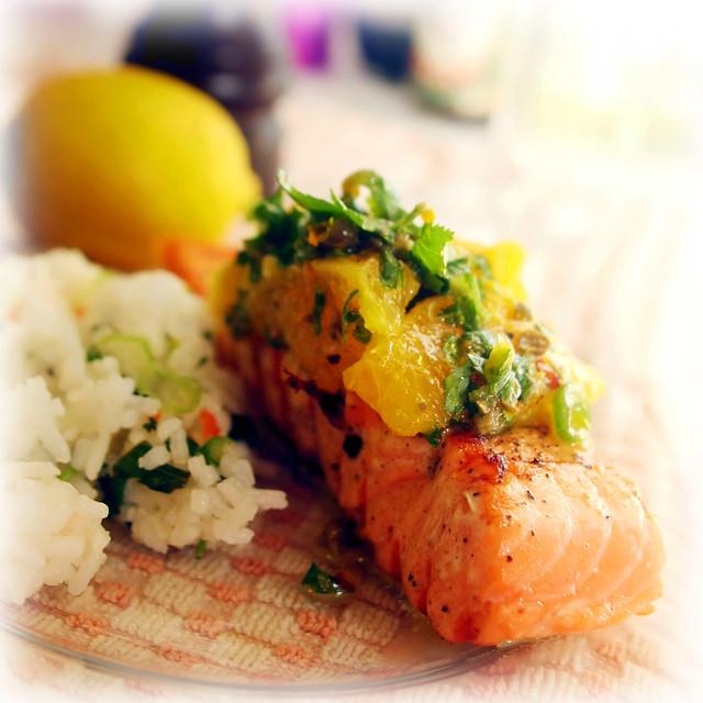 Food Recipe Citrus Fennel Salad  Nl Email Share
