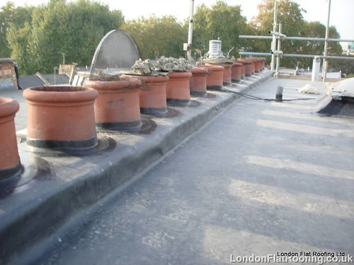 EPDM rubber roof W13 West Ealing by EPDM Rubber Flat Roofing