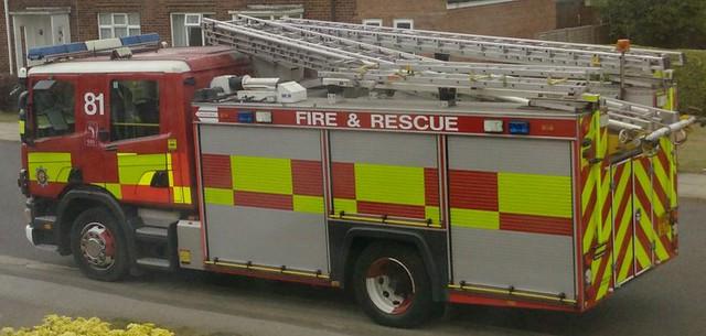 Bedfordshire & Luton Fire & Rescue Service