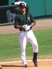 Jorge Cantu, Al Lang Field [3/13/07]