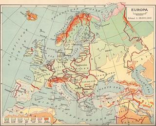 Europe 1936
