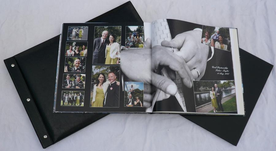 ein hochzeits fotobuch erstellen in wenigen schritten. Black Bedroom Furniture Sets. Home Design Ideas