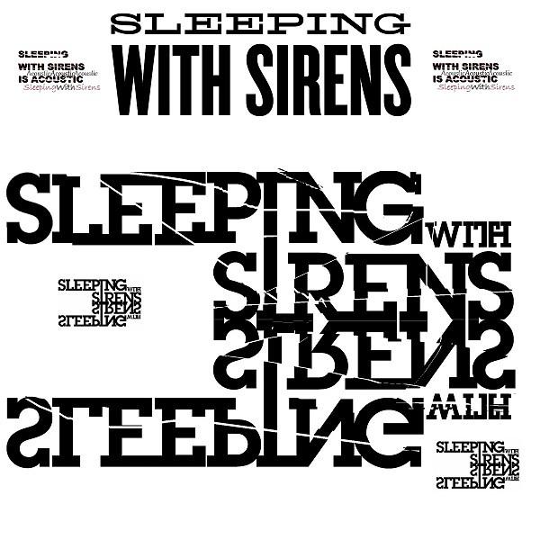Sleeping with sirens logo flickr photo sharing for Sleeping with sirens coloring pages