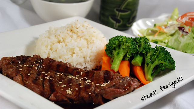 Steak Teriyaki | Flickr - Photo Sharing!