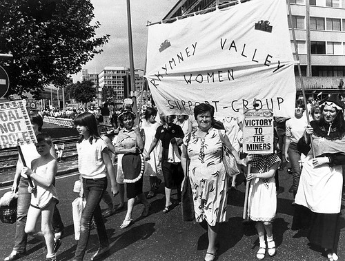 Womens Support Group, Miners Strike.