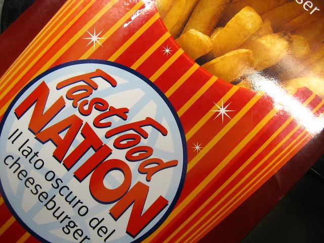 fast food nation 9 essay