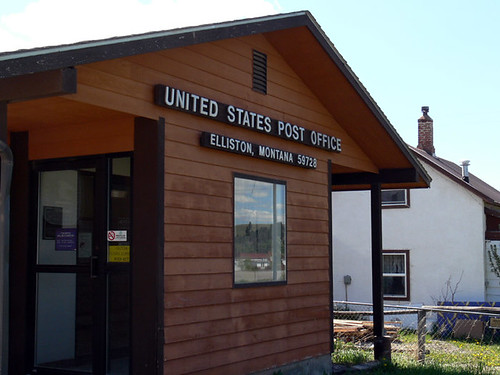 montana postoffice elliston powellcounty