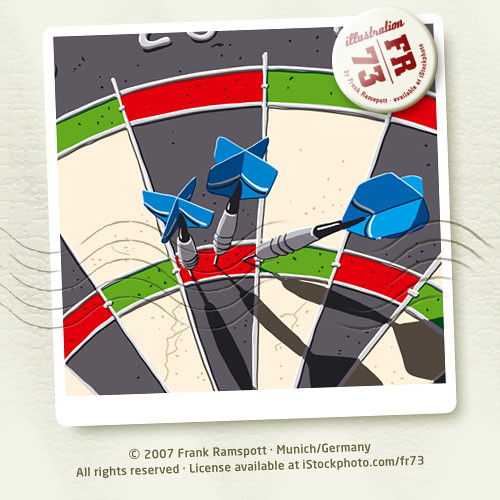 darts flash scores