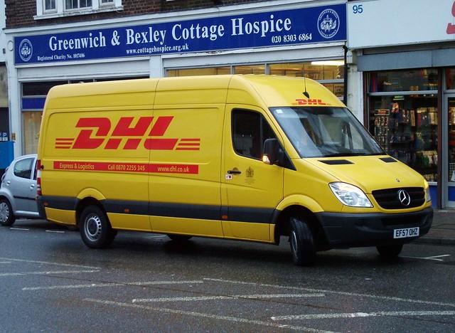 Dhl Sprinter Van Flickr Photo Sharing