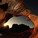 Moonlit Arch by Chris Ross Photography