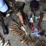 United Nations Peacekeepers Assist with Disarmament, Demobilization, and Reintegration in DRC