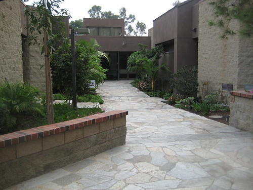 Gardens at Tifereth Israel Synagogue