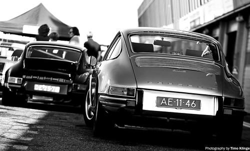 Porsche's.
