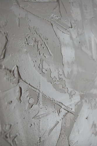 Drywall 101 Using Joint Compount For A Stucco Wall Finish Diydiva