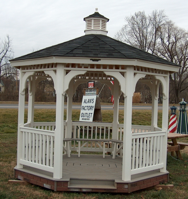Amish Gazebo Gazebos Flickr Photo Sharing