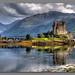 Eilean Donan Castle by scarabaeus sacer