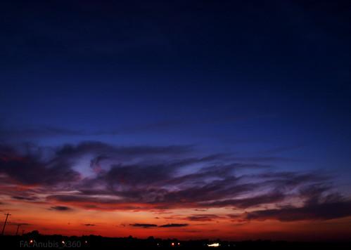 sunset sun set sunrise olympus rise zd 1454mm e420