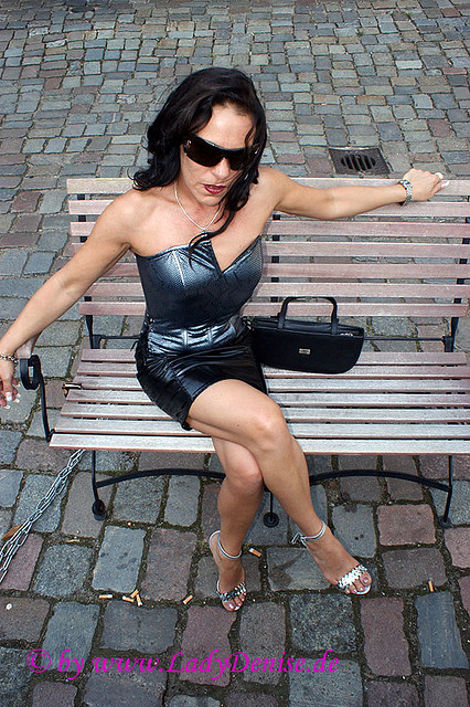 Attractive Mature With Shapely Legs - A Gallery On Flickr-1520