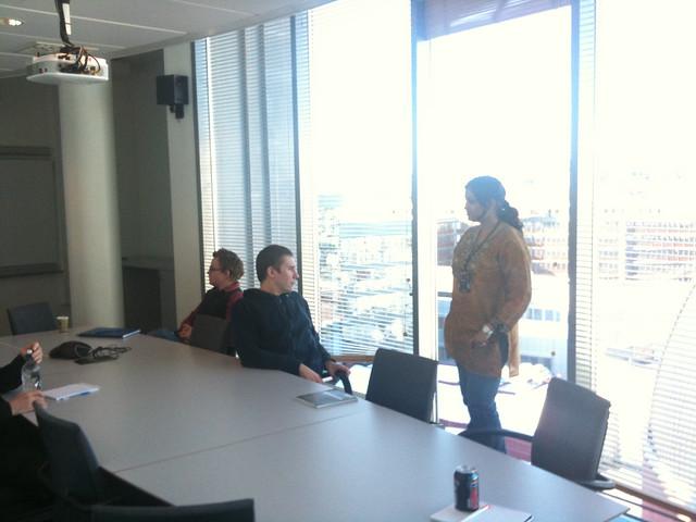 Plenary Meeting Room Definition