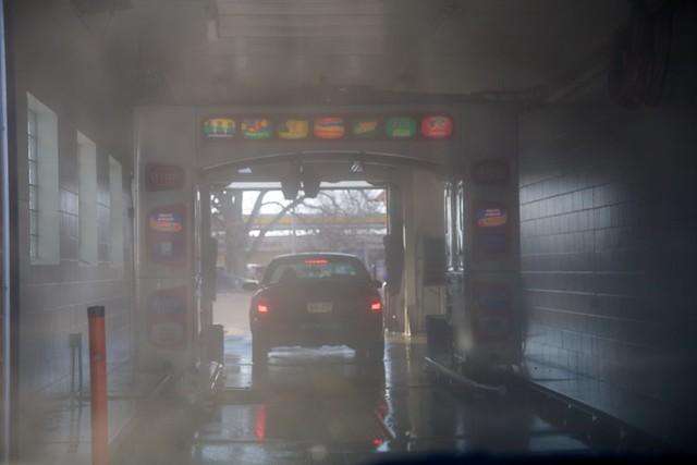 Kwik Shop Car Wash