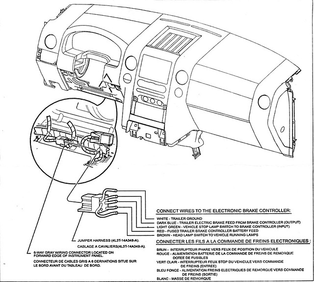 Gooseneck Trailer Wiring Diagram Ford F Gmc. Gmc. Auto