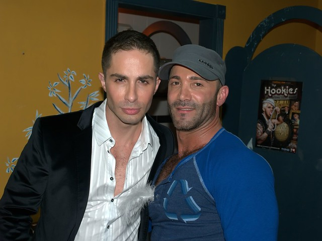 Michael Lucas and Junior Stellano
