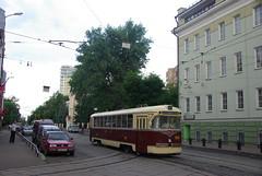 Moscow tram RVZ-6 (original) 222 _20090613_052