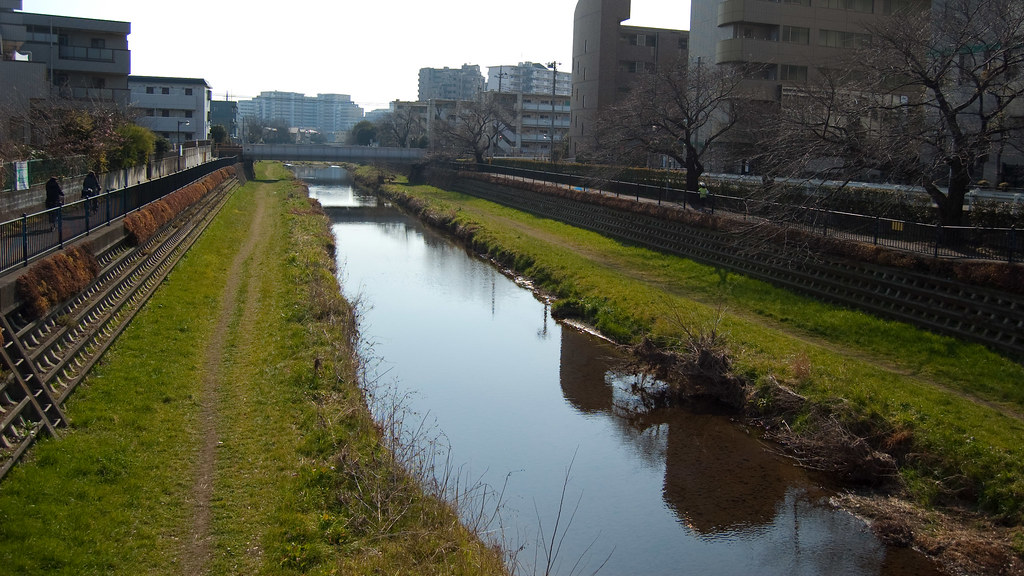 Hacia Tachikawa