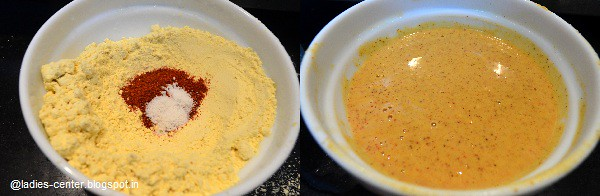 Mirchi bajji recipe2