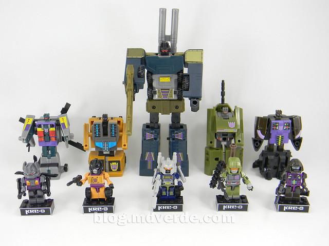 Transformers Bruticus Kre-O - modo