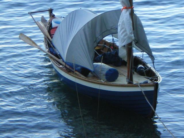 Boat Tent Cover : Designing a cockpit tent