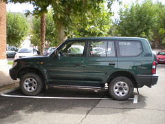 automobile, automotive exterior, sport utility vehicle, vehicle, compact sport utility vehicle, bumper, toyota land cruiser, land vehicle,
