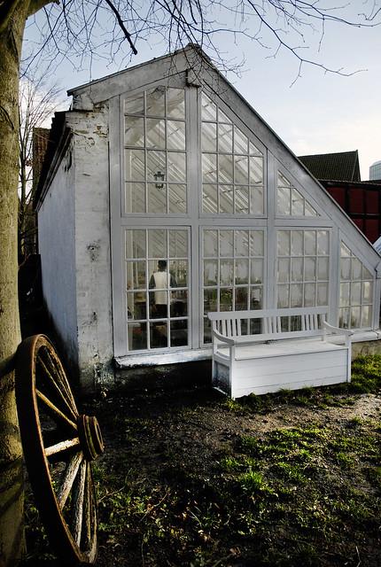 Vintage Greenhouses & Potting Sheds - Victoria Elizabeth ...