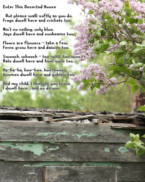 deserted farm poem analysis Deserted farm is a short poem full of imagery and atmosphere the speaker is looking at the remains of the farm and contrasting the demise of the farmer's family with the hope growing lilacs hold.