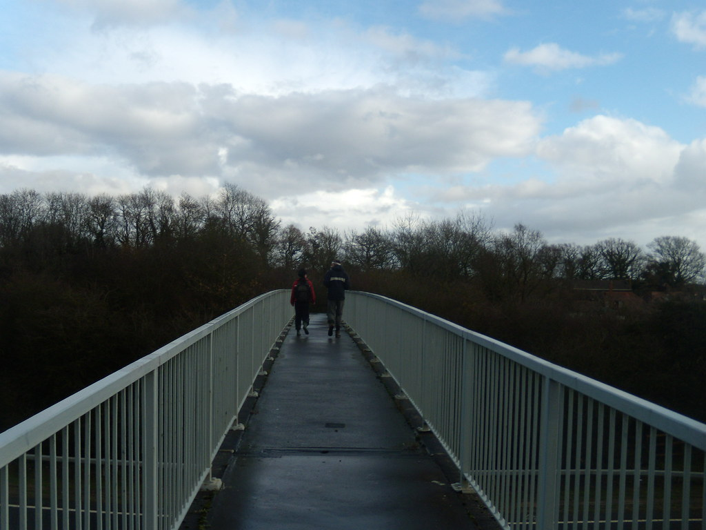 Roadbridge (On Cock Horse diversion) Leigh to Sevenoaks