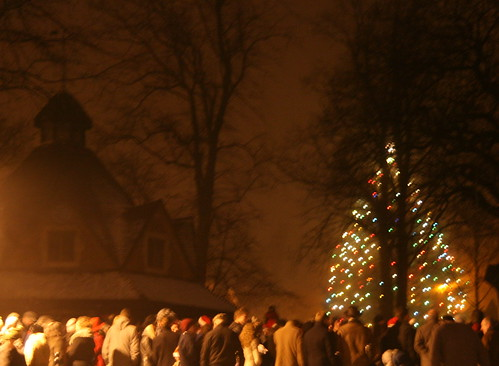 Carols on the Green, Bournville