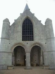 Eglise St Hubert  (la Nouaye)