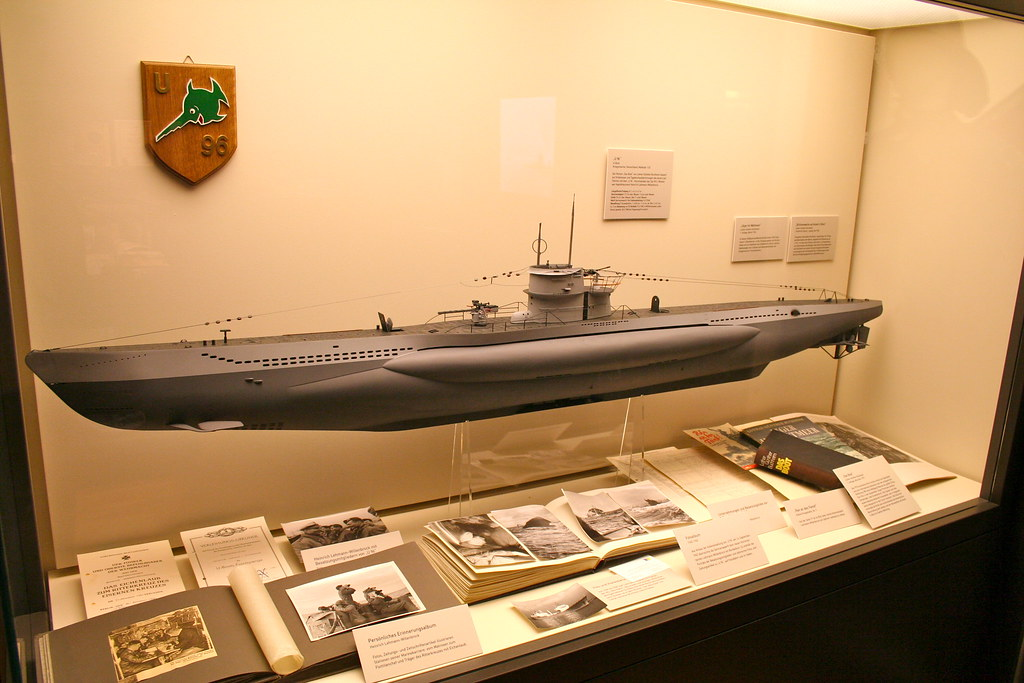 U-96 Model by Andrey Belenko, on Flickr