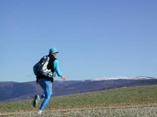 claude course à pied