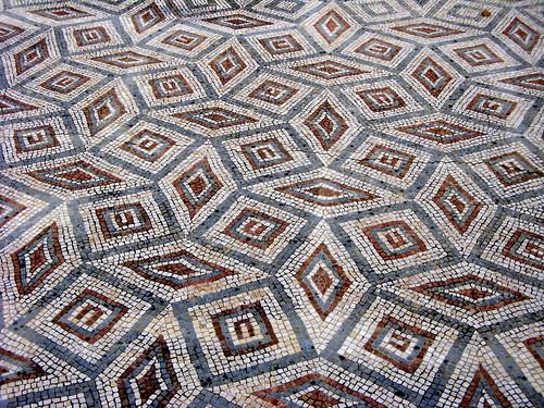 Mosaicos em Conimbriga