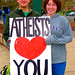 Atheists Love You by Wolfram Burner