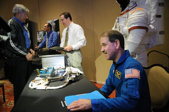 astronaut in maryland - photo #9