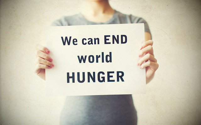 World hunger problems solutions essay