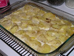 Potatoes au Gratin / Potatoes Dauphinoise